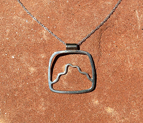 Mountain Necklace, Small