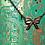 Thumbnail: Bronze Bow Necklace