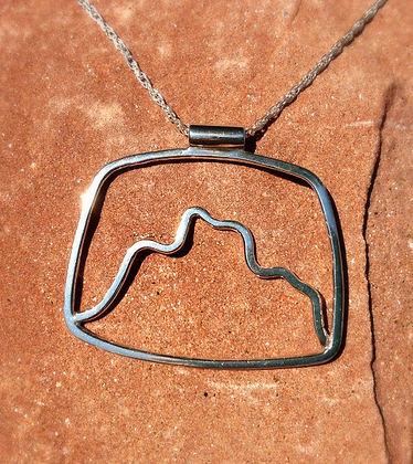 Mountain Necklace, Large