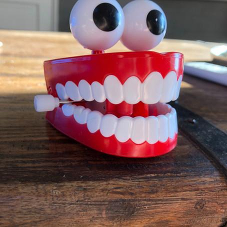 Ronde 2, tandarts...