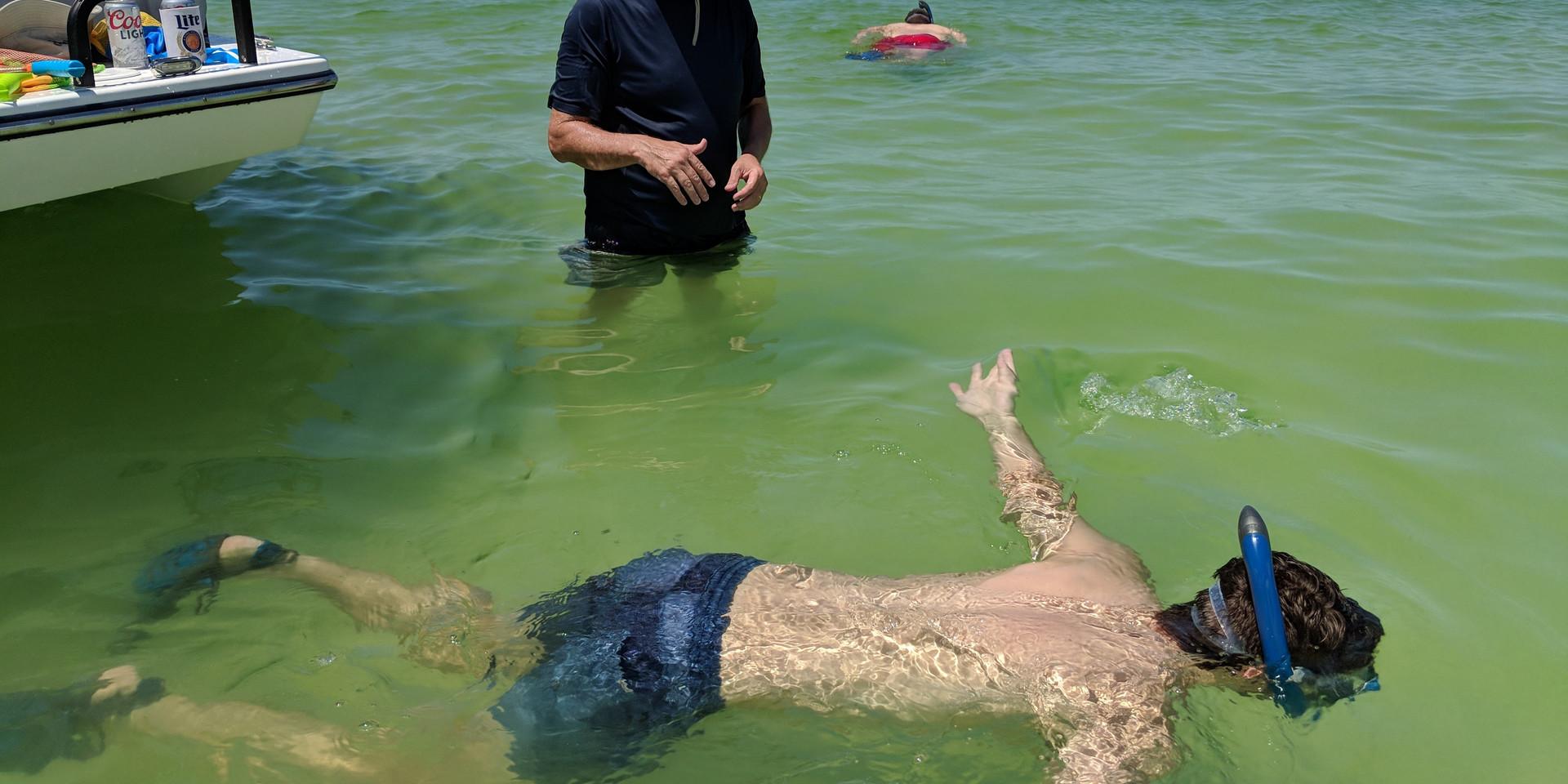 Snorkeling near me