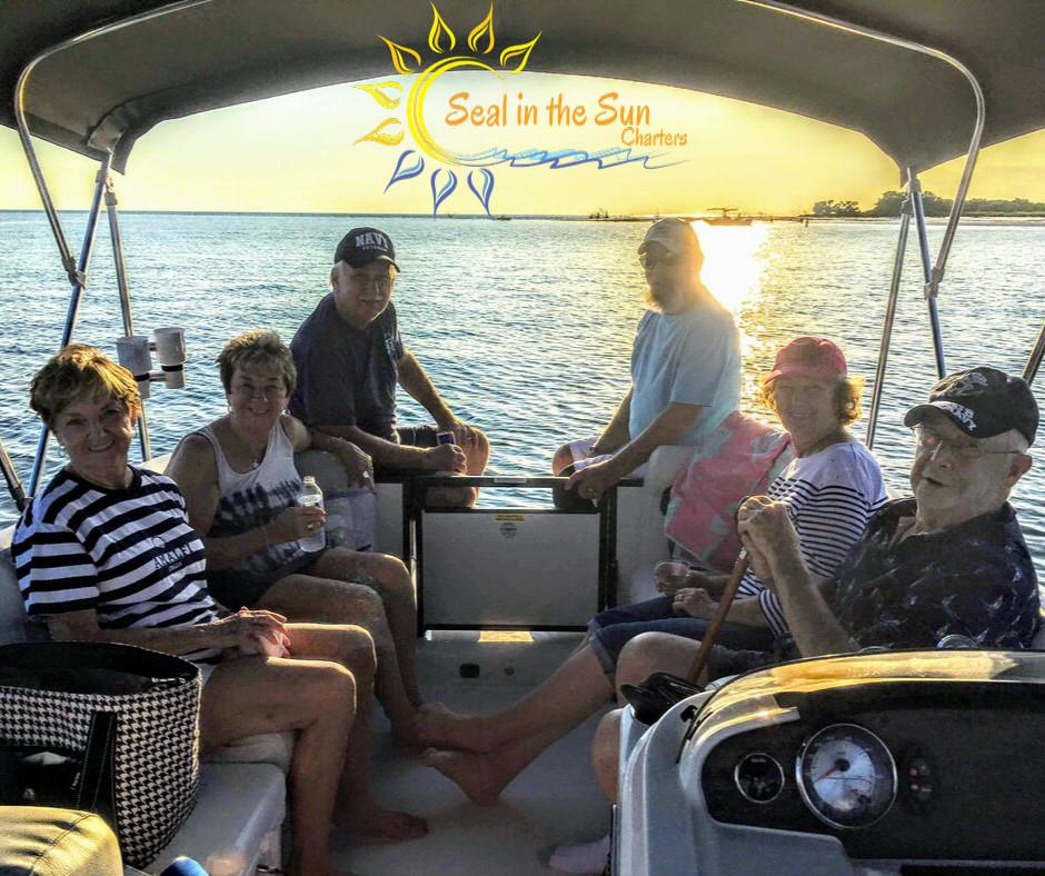 sunset tours tarpon springs