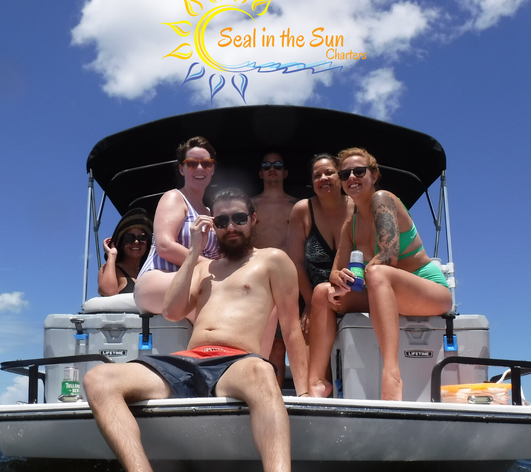 Boat charter clearwater