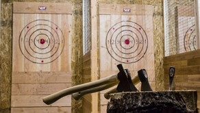 Top Reasons to Go Axe Throwing with Your Family