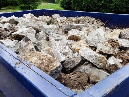 How to Properly Dispose of Old Concrete