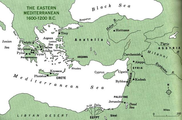 Ancient Eastern Mediterranean