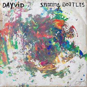 dayvid - spinning bottles - official art