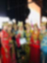 2018ウズベキスタン文化省名誉賞|日本|アーツダンスアカデミー|水戸