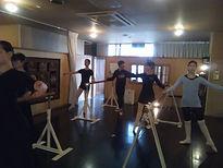 バレエ練習|水戸|アーツダンスアカデミー
