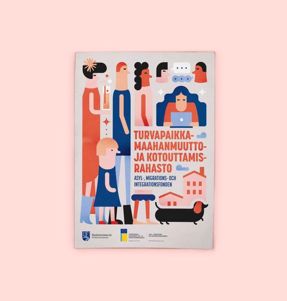 AMIF Poster Design