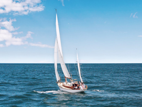 Sailing Uncharted Waters