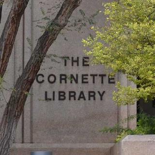 Cornette Library Zoomed