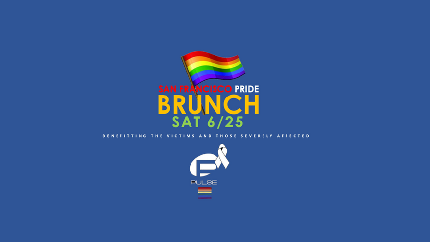 Pride PAC to Donate 100% of Funds Raised at SF Pride Brunch toward Pulse Orlando Tragedy