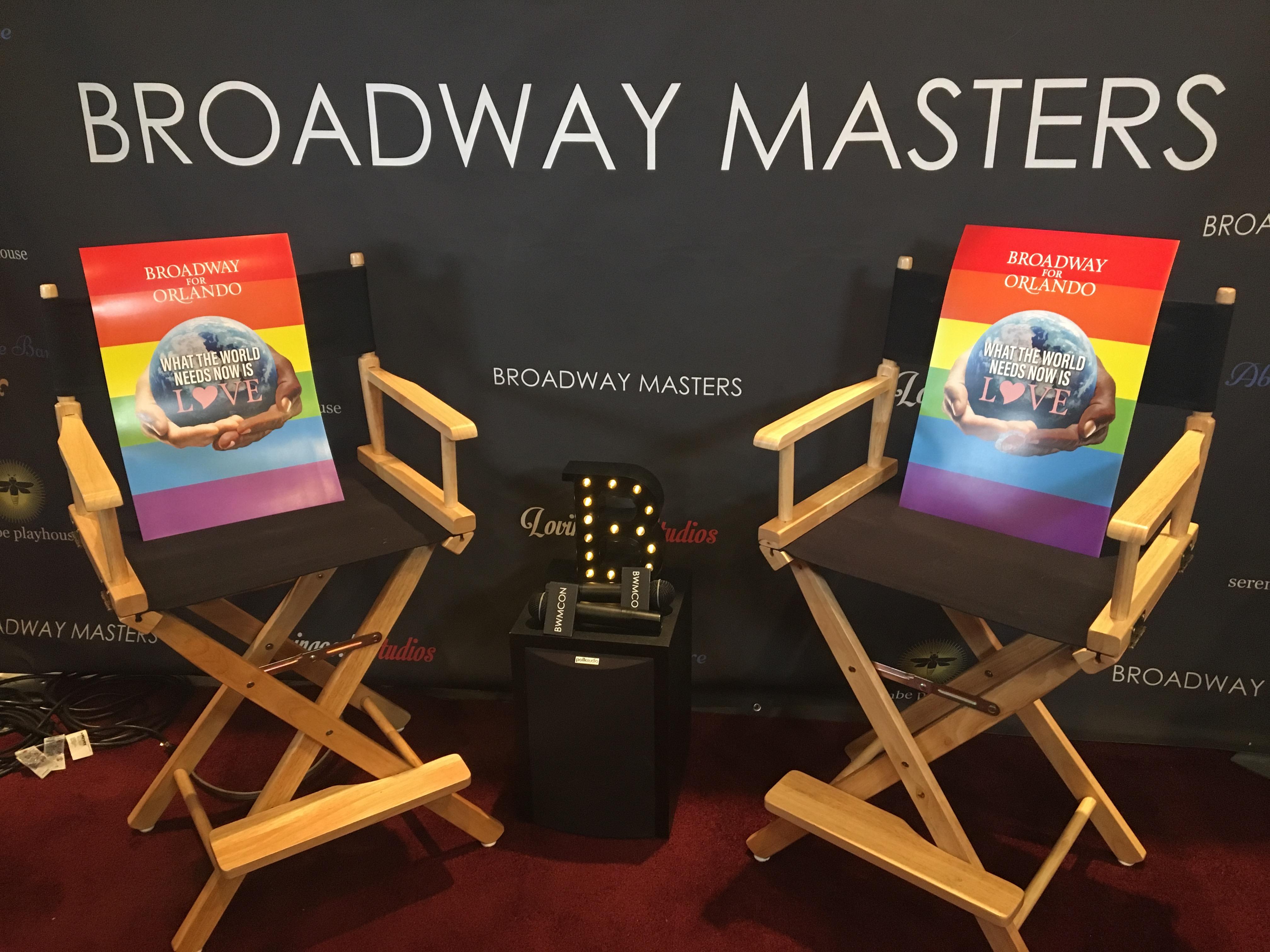 Broadway Sings for Orlando