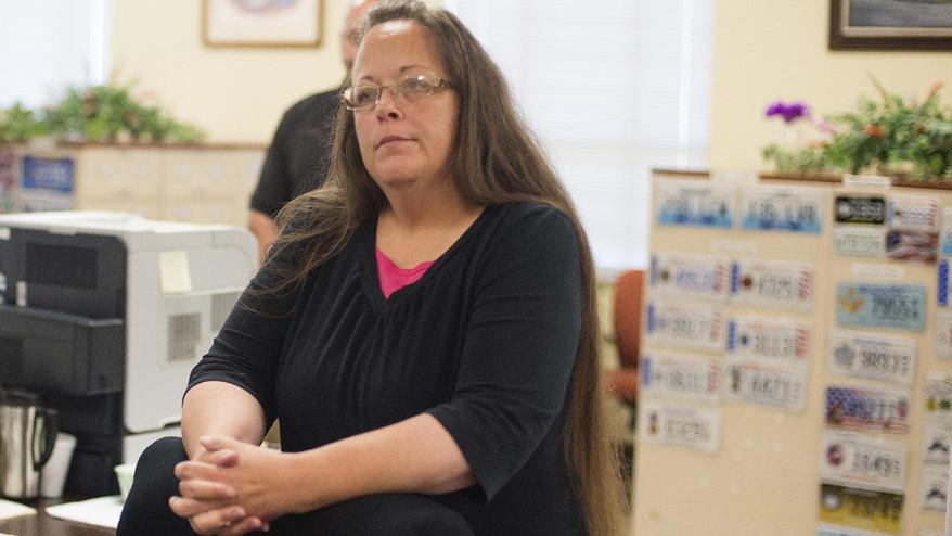 BREAKING: Davis Held In Contempt, Remanded to Jail