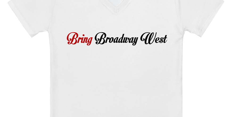 Women's Bring Broadway West Limited V-Neck Tee