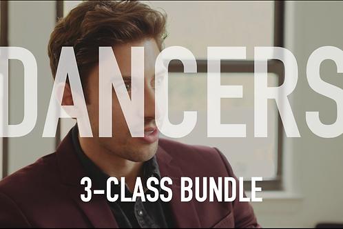 Dancers 3-Class Bundle