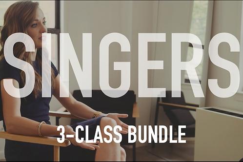 Singers 3-Class Bundle
