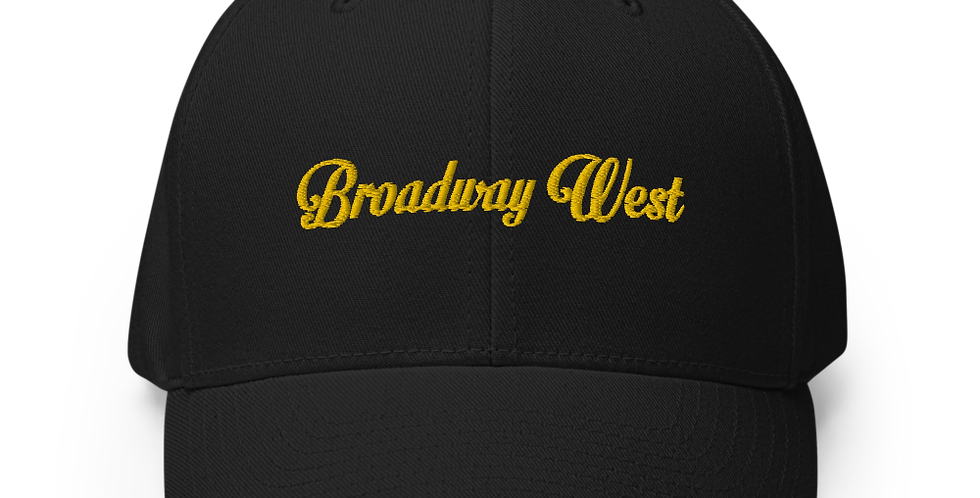 Gold Limited Edition Broadway West Cap
