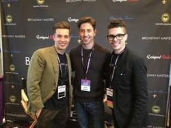 Creative Team with Nick Adams