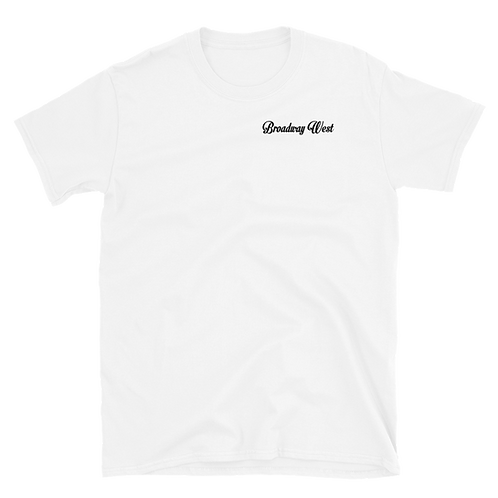 Limited Edition Broadway West Hit Tee (White)