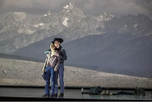Brokeback Mountain On Stage Brings the Story to Life Yet Again