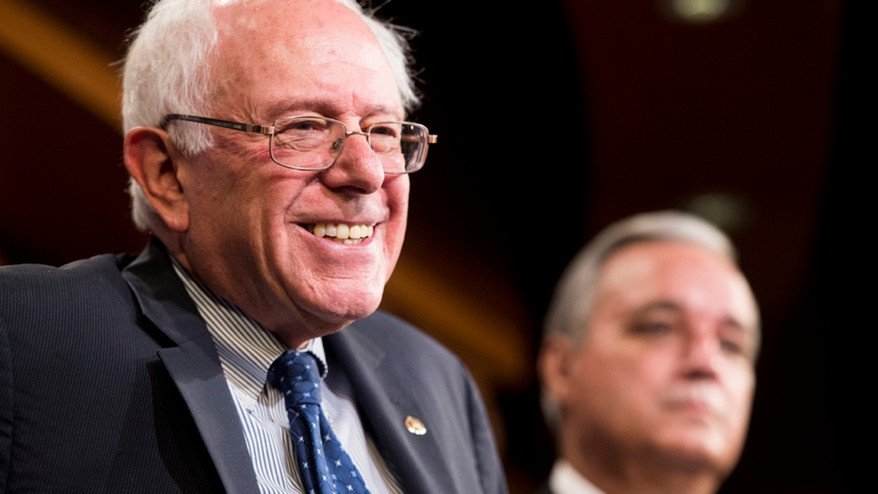 The Results of The Pride PAC Nationwide Presidential Poll Are in: Sanders Leads Clinton By Ten Point