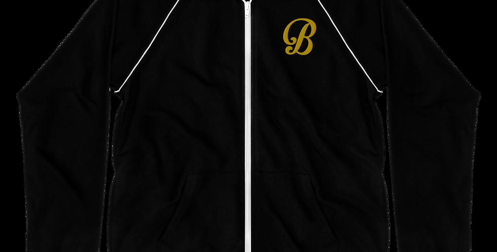 B for Broadway West Fleece Zip Up