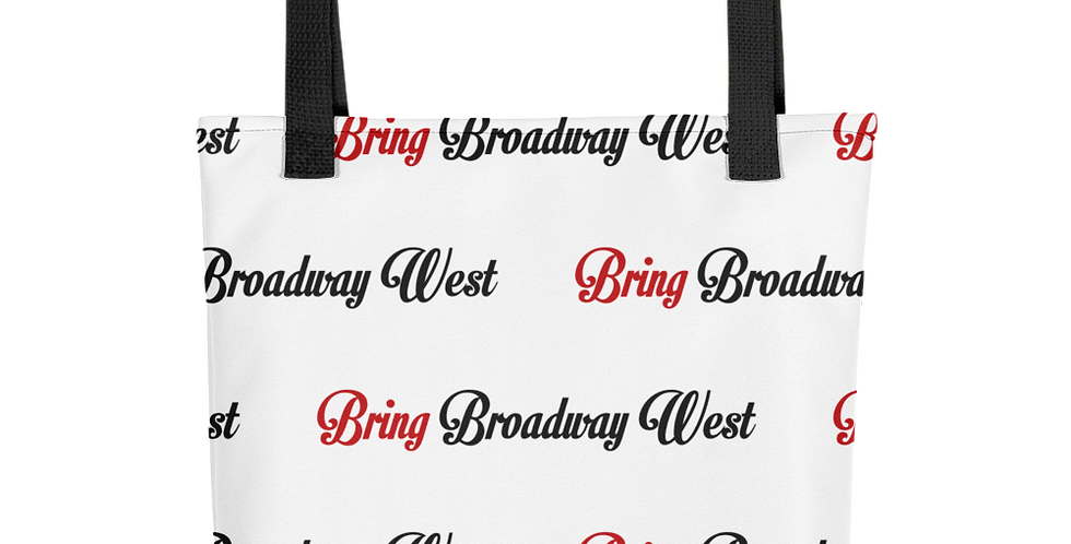 Official Bring Broadway West Multi-Print Limited Tote