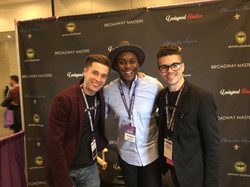 The Creative Team with Douglas Lyons
