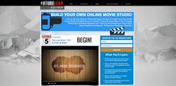 Webinar Page Design
