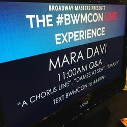 Mara Davi Marquee