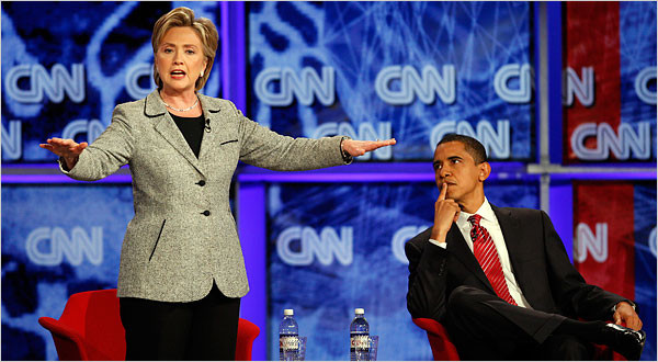 What to Expect from Hillary Clinton on Tonight's Democratic Debate