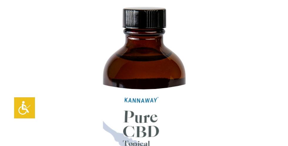 Kannaway Tropical Message Oil 1500 Mg 4 Ounce Bottle