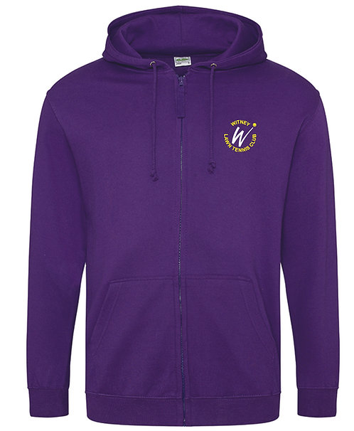 Zip Hoody (Mens) - WLTC