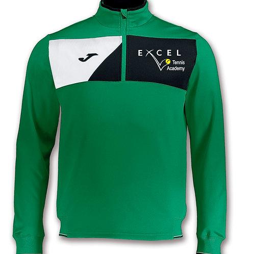 Mens 1/4 Zip Jacket - Excel Tennis Academy