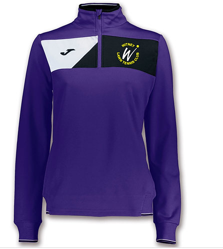 Ladies 1/4 Zip Jacket - Witney TC