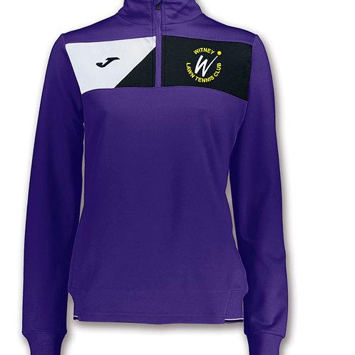 Ladies 1/4 Zip Jacket - Witney TC
