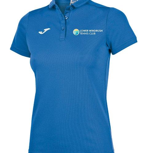 Womens Polo Shirt - LWTC