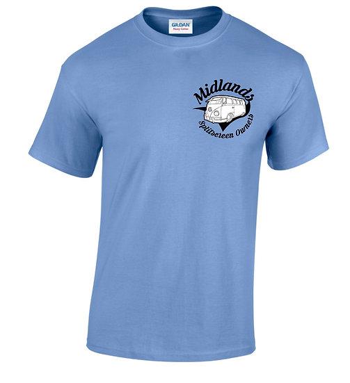 Midlands Splitscreen Owners Club - T Shirt - Children