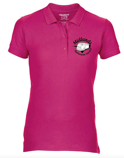 Midlands Splitscreen Owners - Polo Shirt - Ladies