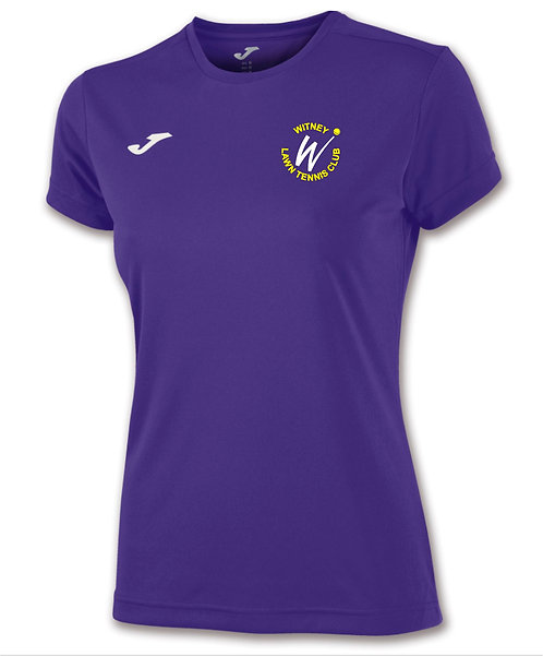 Ladies T Shirt - Semi Fitted - Witney TC