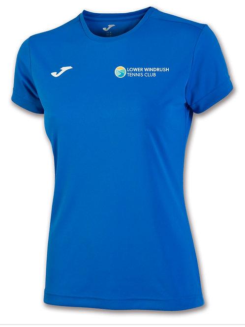 Womens T Shirt - Semi Fitted - LWTC