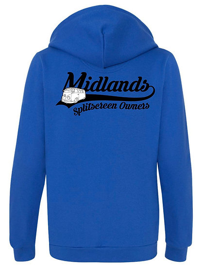 Midlands Splitscreen Owners Club - Hoody -Children