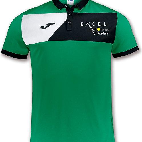 Junior Polo Shirt - Excel Tennis Academy