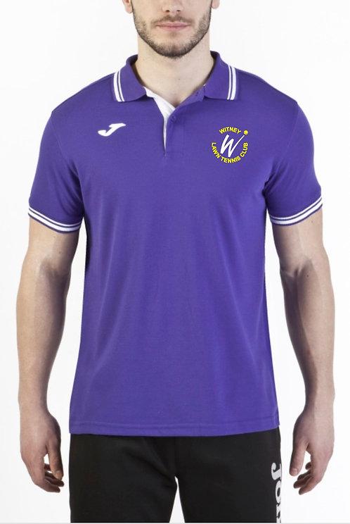 Mens Polo Shirt Cotton - Witney TC