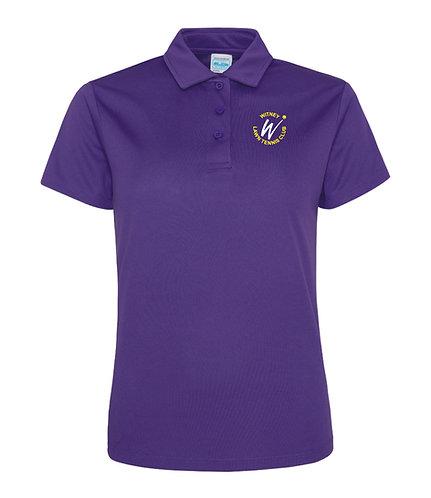 Cotton Polo Shirt (Ladies) - WLTC