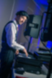 DJ Marquis at Phoenixville Country Club
