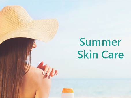 Tips for Keeping Your Skin Healthy This Summer