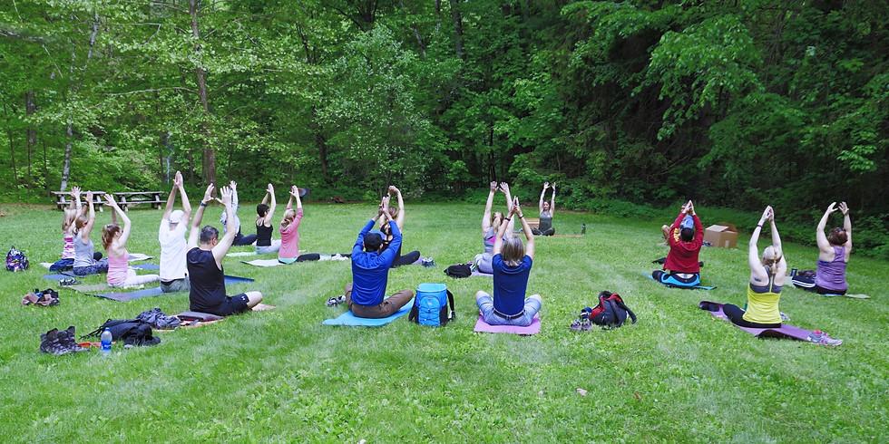 2021 Kickoff Mini Hike + Yoga Event - AM